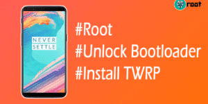 root oneplus 5t