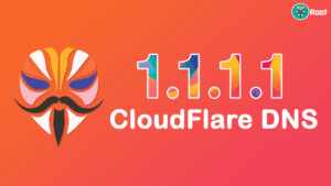 CloudflareDNS4Magisk for cloudflare dns