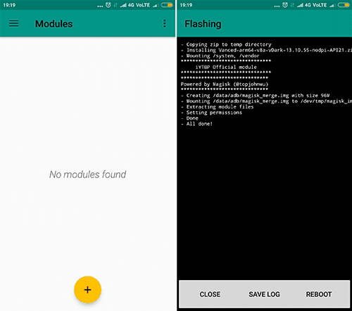 CloudflareDNS4Magisk magisk module