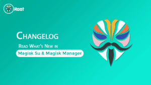 Changelog for Magisk 17.1 and Magisk Manager 5.9.1