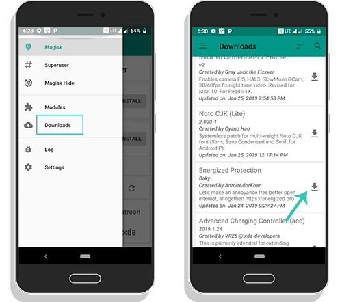 How to Install and Download Magisk Manager APK 7 3 2 in 2019