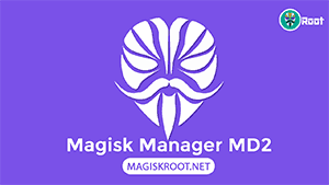 magisk manager md2 thumbnail