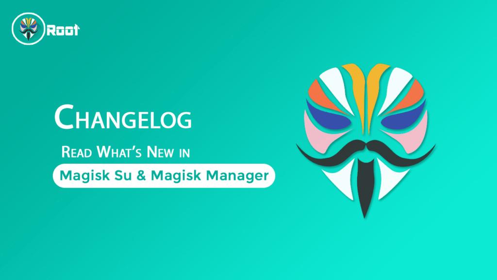 magisk 20.1 and magisk manager 7.4.0